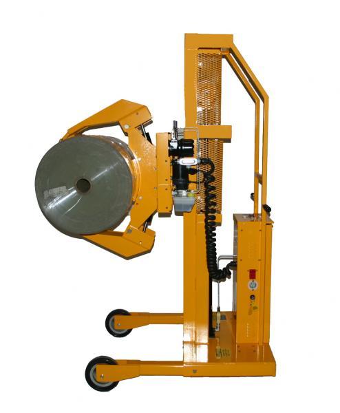 Manipulators For Lifting : Paper roll handling lifts grippers manipulators