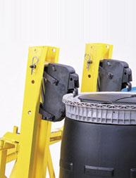 Eagle-Grip™ 3 Series - Lift Truck Attachments With Heavy Duty Single Automatic Clamping Mechanism