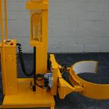 Stationary Drum Dumpers with Single And Two Stage Masts