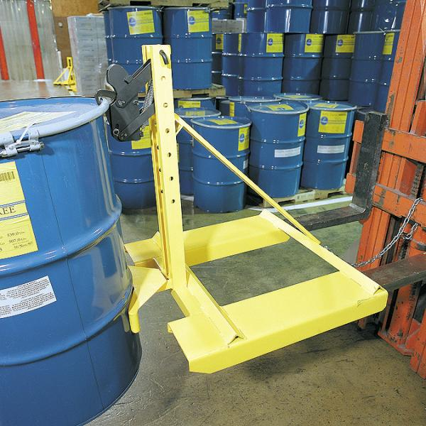 Economy Drum Handling Attachment