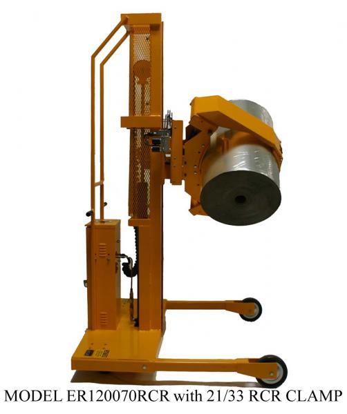 Paper Roll Handling Lifts Amp Grippers Roll Manipulators