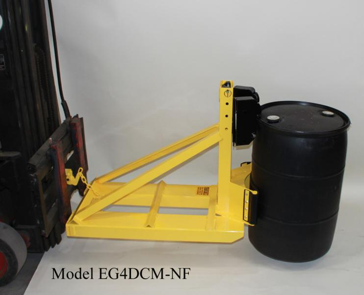 Eagle Grip 4 Series Double Clamp Drum Handling Attachment