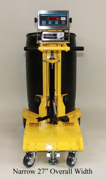 Sl Narrow Aisle Drum Lifter Fiber Drum Lifting Amp Stacking