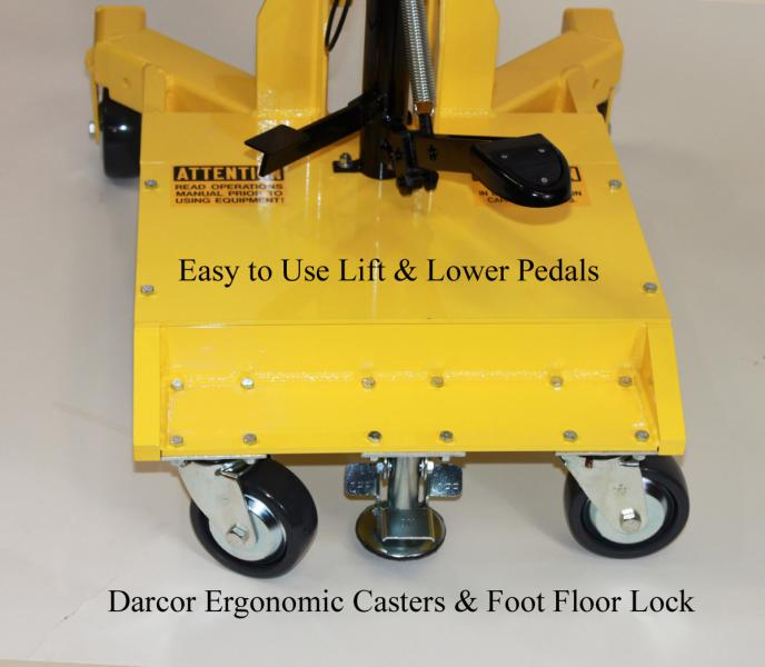Sl Narrow Aisle Drum Lifter Fiber Drum Lifting Amp Stacking