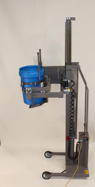 Ac Amp Dc Powered Lifting Equipment For Non Hazardous Areas