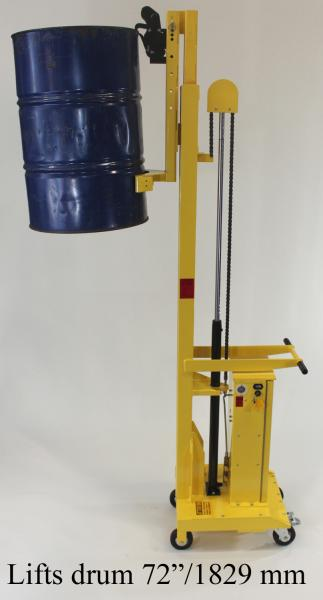Drum Stackers Easy Lift Equipment