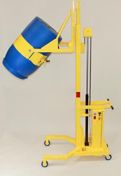 Barrel Tippers   Barrel Tipping Equipment   Barrel Tilters