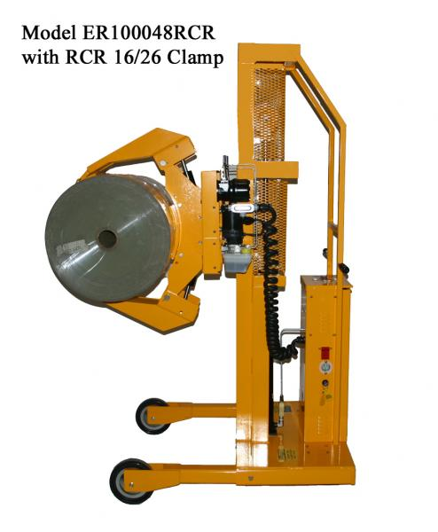 Paper Roll Handling Lifts & Grippers