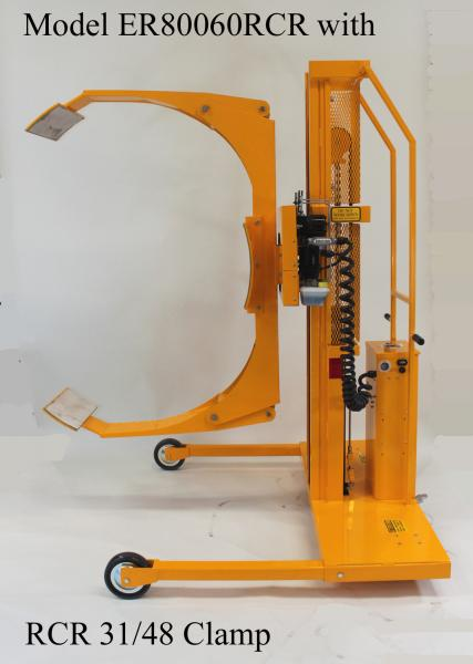 Paper Roll Handling Lifts Amp Grippers Roll Manipulators