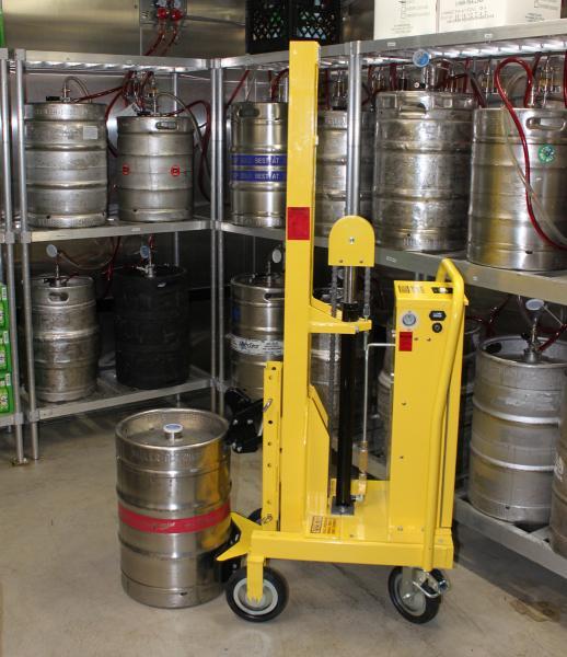 Keg Handling Equipment Keg Lift Beer Keg Lifting Equipment