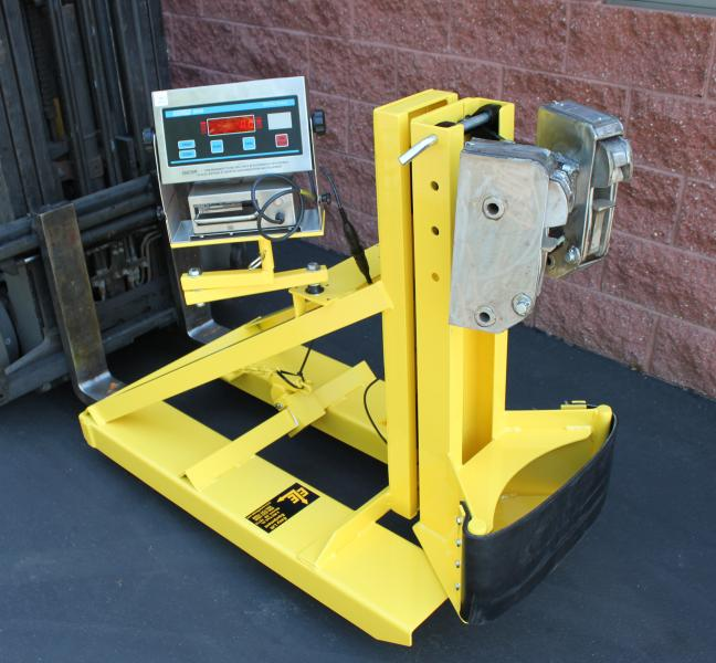 Drum Scales Drum Weight Easy Lift Equipment