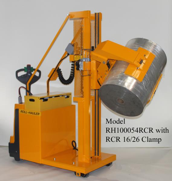 Industrial Paper Roll Handling Equipment: Easy Lift Equipment